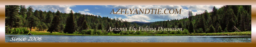 Arizona Fly Fishing Forums